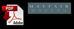 Mayfair Modern Floorplan eBrochure Download